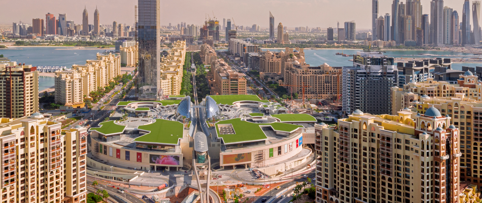 Nakheel Mall on Dubai's Palm Jumeirah to open on 28 November 2019