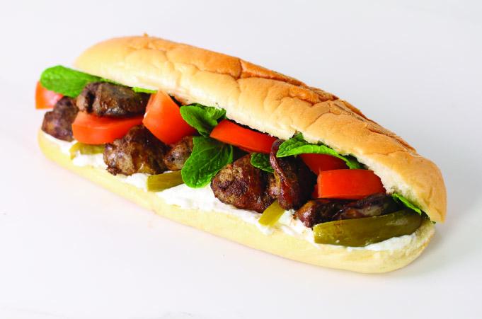 Lebanese cuisine at its best
