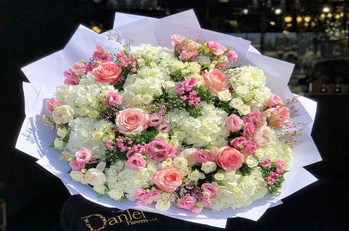 بائع زهور محترف