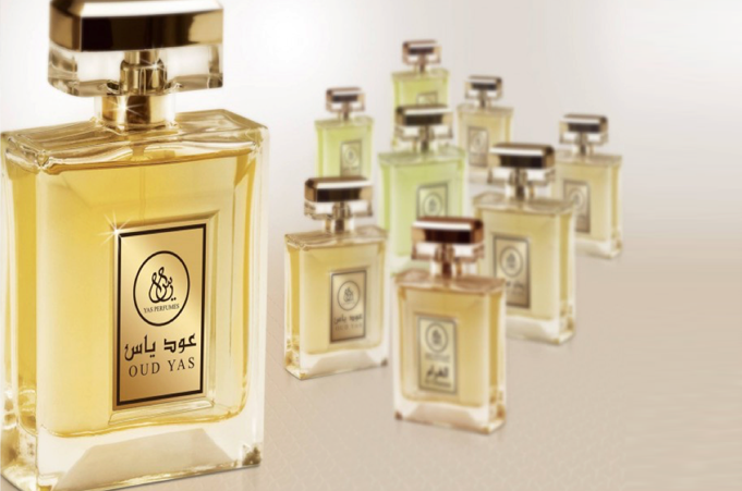 Luxurious Arabian perfumes and scents