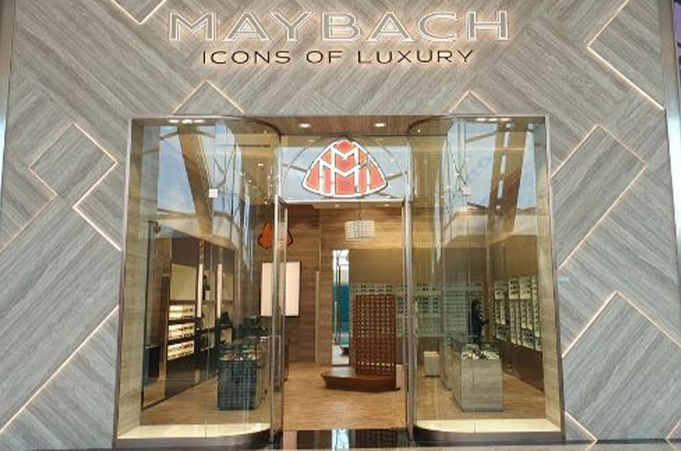 Iconic Maybach accessories and saddlery