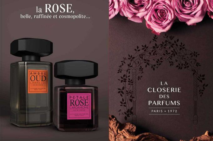 A paradise of fragrant extravagance