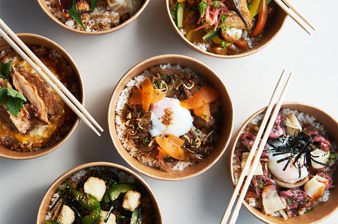 Japanese Soul Food