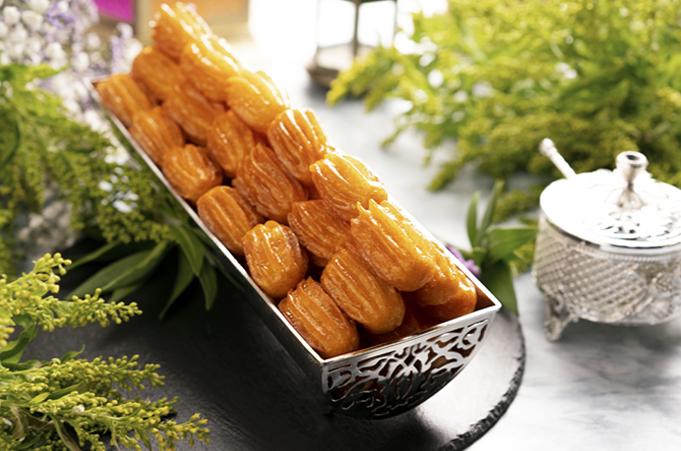 Basboussa Sweets